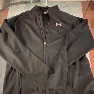 Front Zip Underarmor Light Jacket